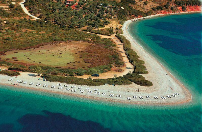 Alonnissos island, Greece