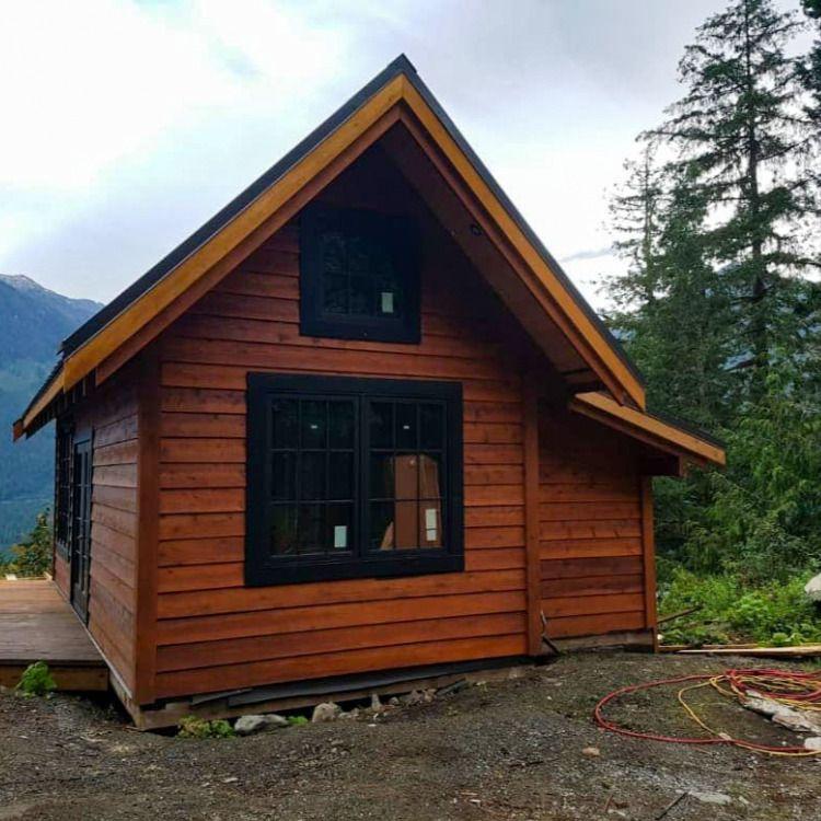 Home Windowdesign Ideas: Remote Cabin - Westeck Windows Project In 2020