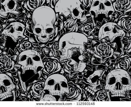 Miramar Tattoo San Diego Alien Tattoos Snake Tattoos Information Skull Collage Background Skulls And Roses Roses Drawing