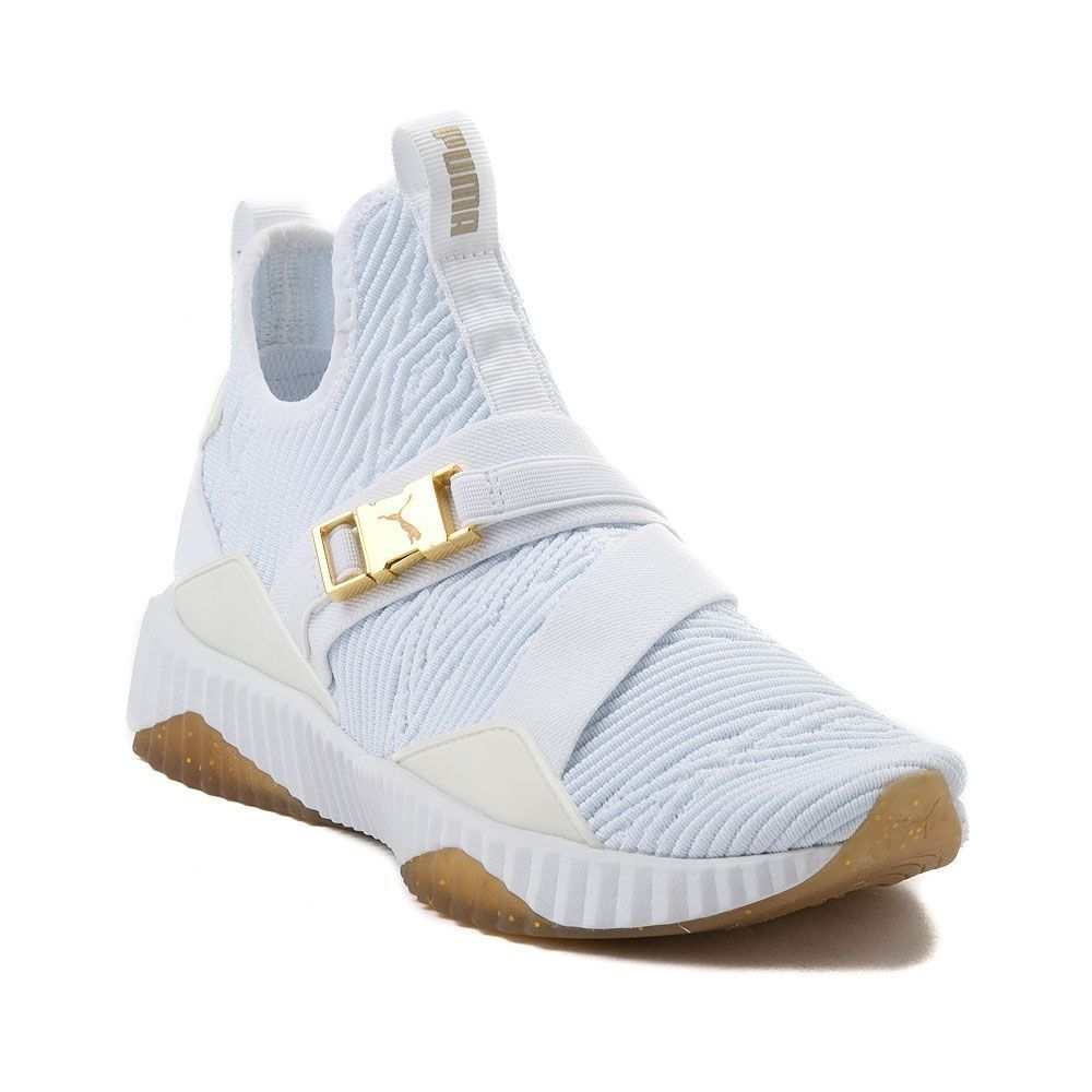 29fd4b00ce4 Womens Puma Defy Mid Athletic Shoe in 2019 | Outfit inspo | Shoes ...