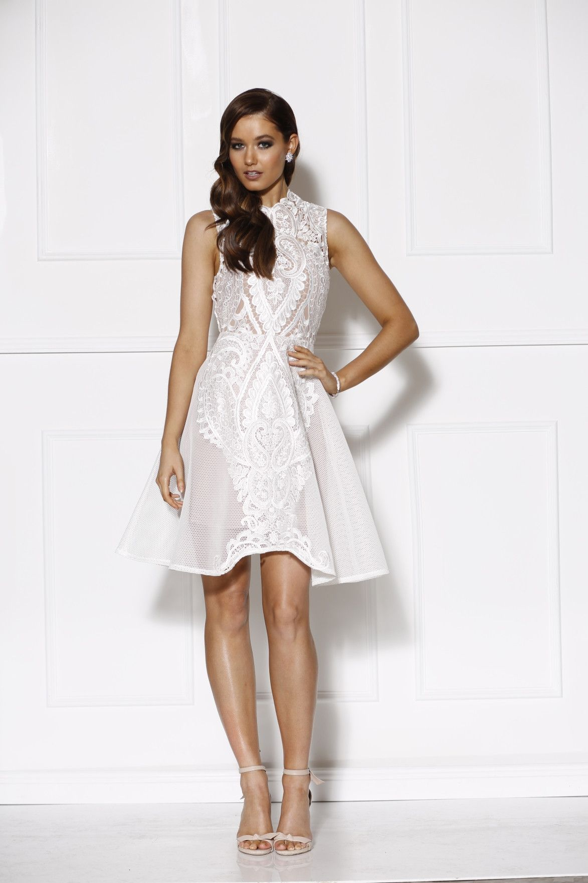 Grace and Hart Center Stage Flare Midi on sale now with Free Express ...