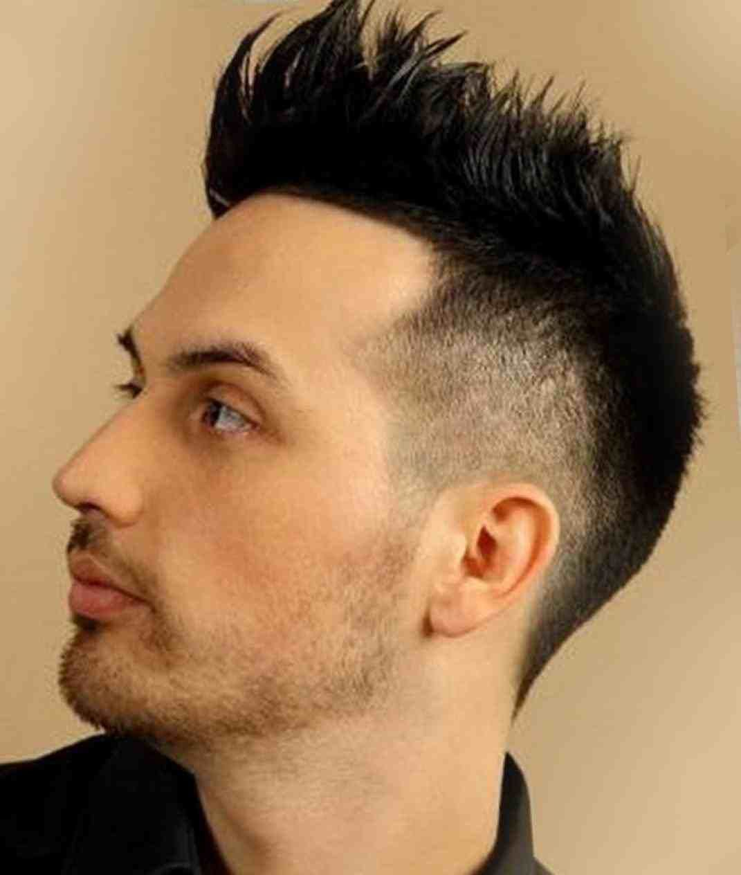 Semi Mohawk Hairstyle 2014 In 2018 Hair Stylist And Models