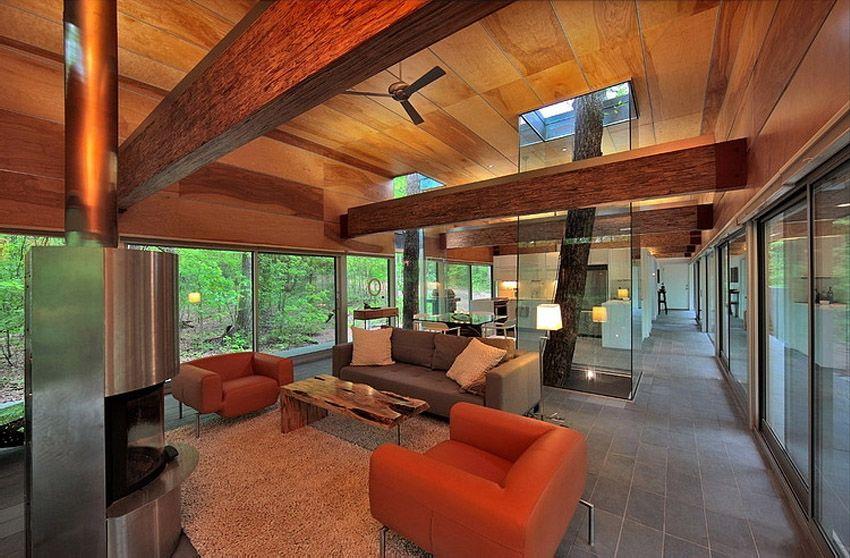 Travis Price Architects Interior Architecture Living Room Designs Home