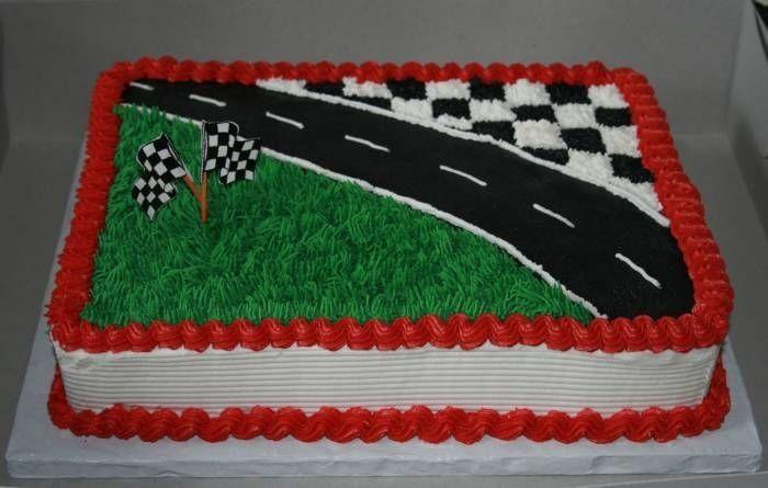 Nascar Birthday My Cakes Pinterest Nascar Birthdays And Cake