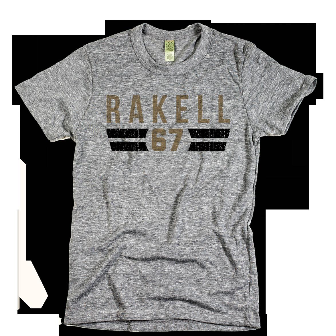 Rickard Rakell Font Gold