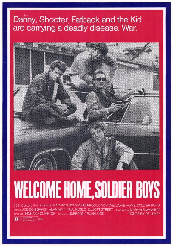 Welcome Home, Solider Boys (1972)