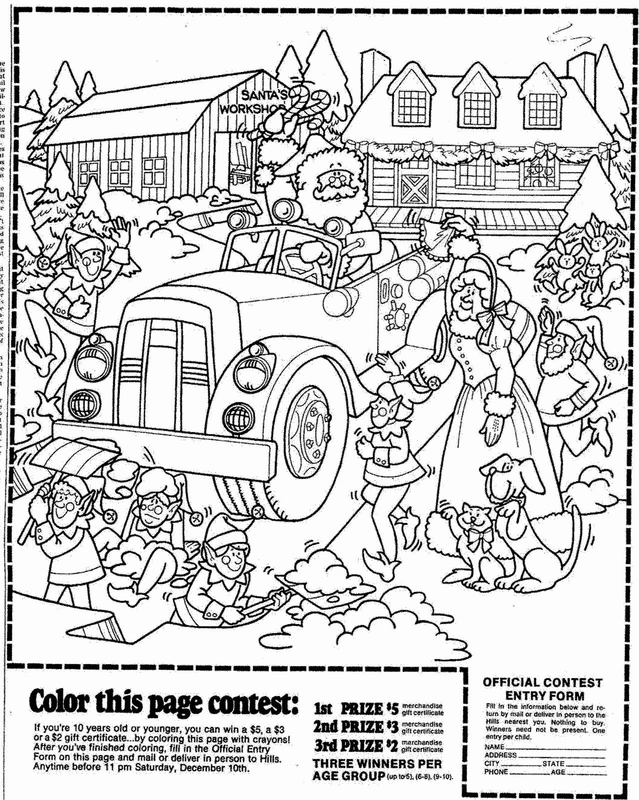 Fall Older Kids Coloring Pages Coloring Contest Christmas Colors Christmas Coloring Books [ 1600 x 1279 Pixel ]