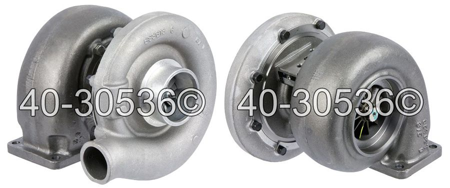 buyautoparts.com carries OEM BorgWarner Turbo Chargers. Buyautoparts part number 40-30536 ON, crosses with BorgWarner part number 172495