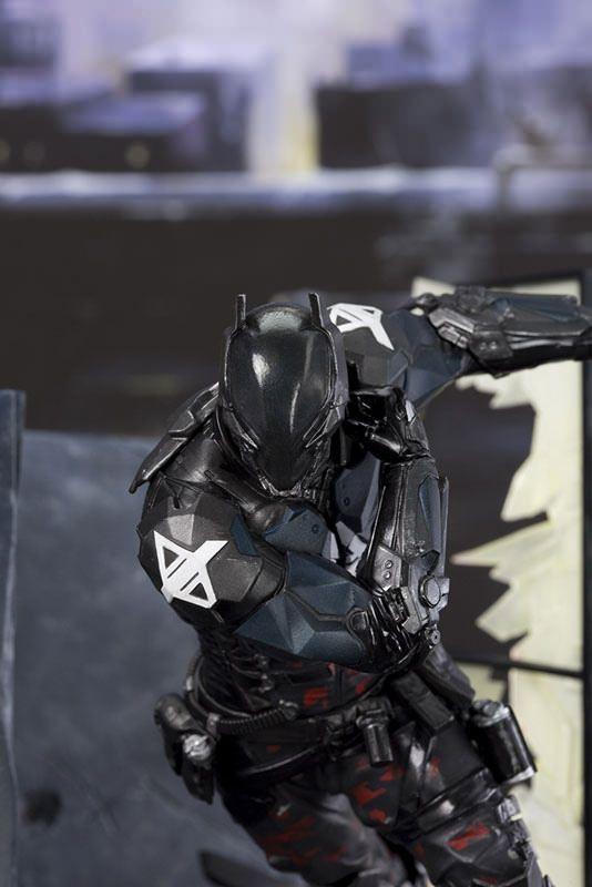 ARTFX+ 《蝙蝠俠:阿卡漢騎士》阿卡漢騎士 | 玩具人Toy People News