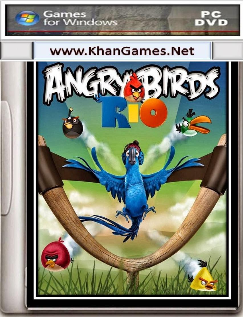 Angry Birds Rio Game Rio games, security, Mac