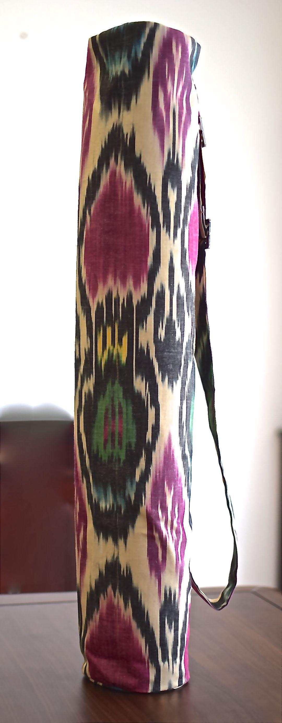 Colourful Yoga Bag