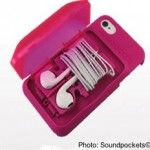 Soundpockets is a handy way to keep your earbuds or your kid's earbuds from…