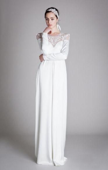 vestidos de noiva Vintage Glamour de Temperley London #casarcomgosto ...