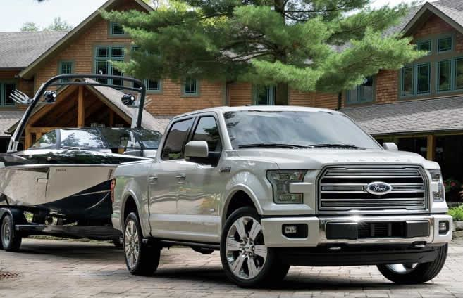New F 150 Limited Camionetas Ford Camionetas Y Ford