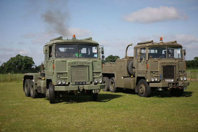 Scammell's | Army truck, Army vehicles, Military vehicles