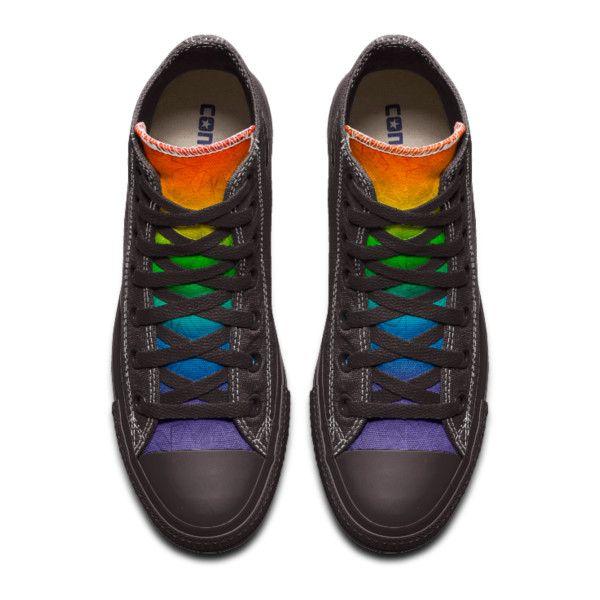 71ba15528205 Converse Custom Chuck Taylor Pride All Star High Top Shoe. Nike.com (115