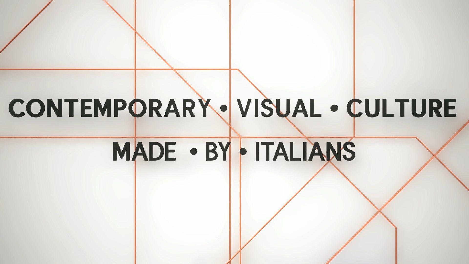 ITALIANISM MAIN TITLES on Behance