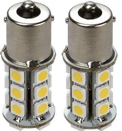 2 X Gold Stars 11568302 02 Led Replacement Bulb 1003 1141 1156 Base 190 Lums 12v Or 24v Natural White Gold Stars Http Www Rv Led Lights Car Led Led Bulb