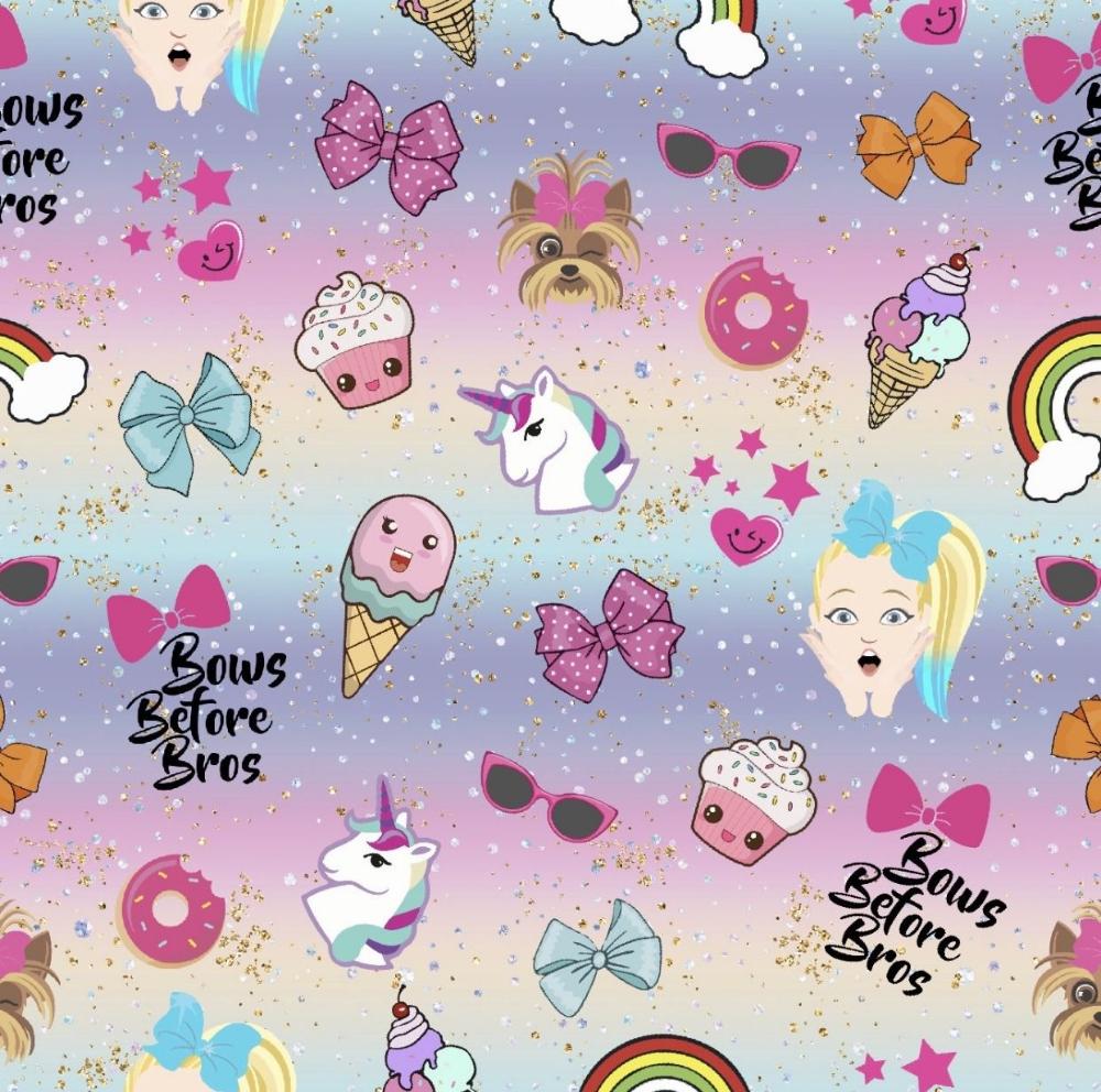 Jojo Siwa Rainbow Background Clipart Jojo Siwa Jojo Siwa Birthday Jojo Siwa Bows
