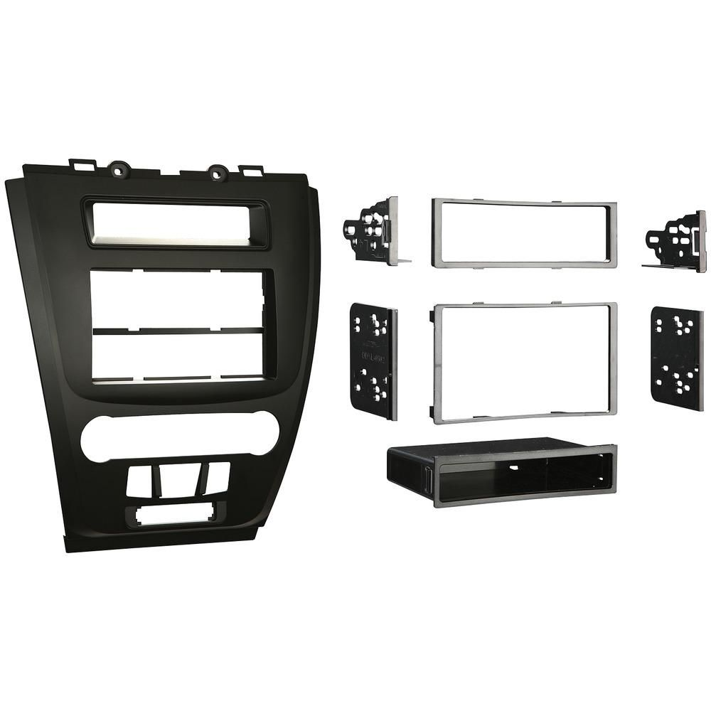 Metra Mounting Kit For Ford Fusion And Mercury Milan 2010 2011 Black Wiring Diagram Bezel