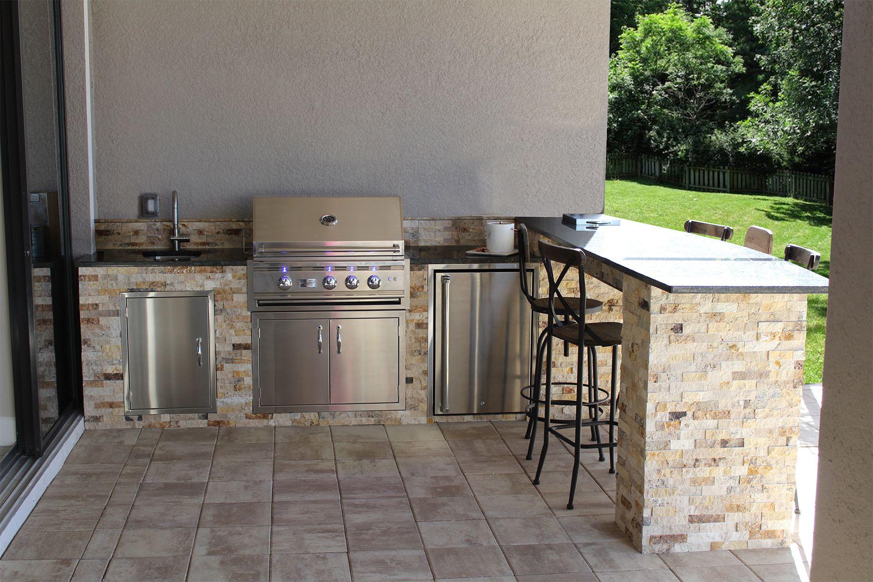 Stone Outdoor Kitchen Outdoor Bbq Kitchen Outdoor Kitchen Outdoor Kitchen Island
