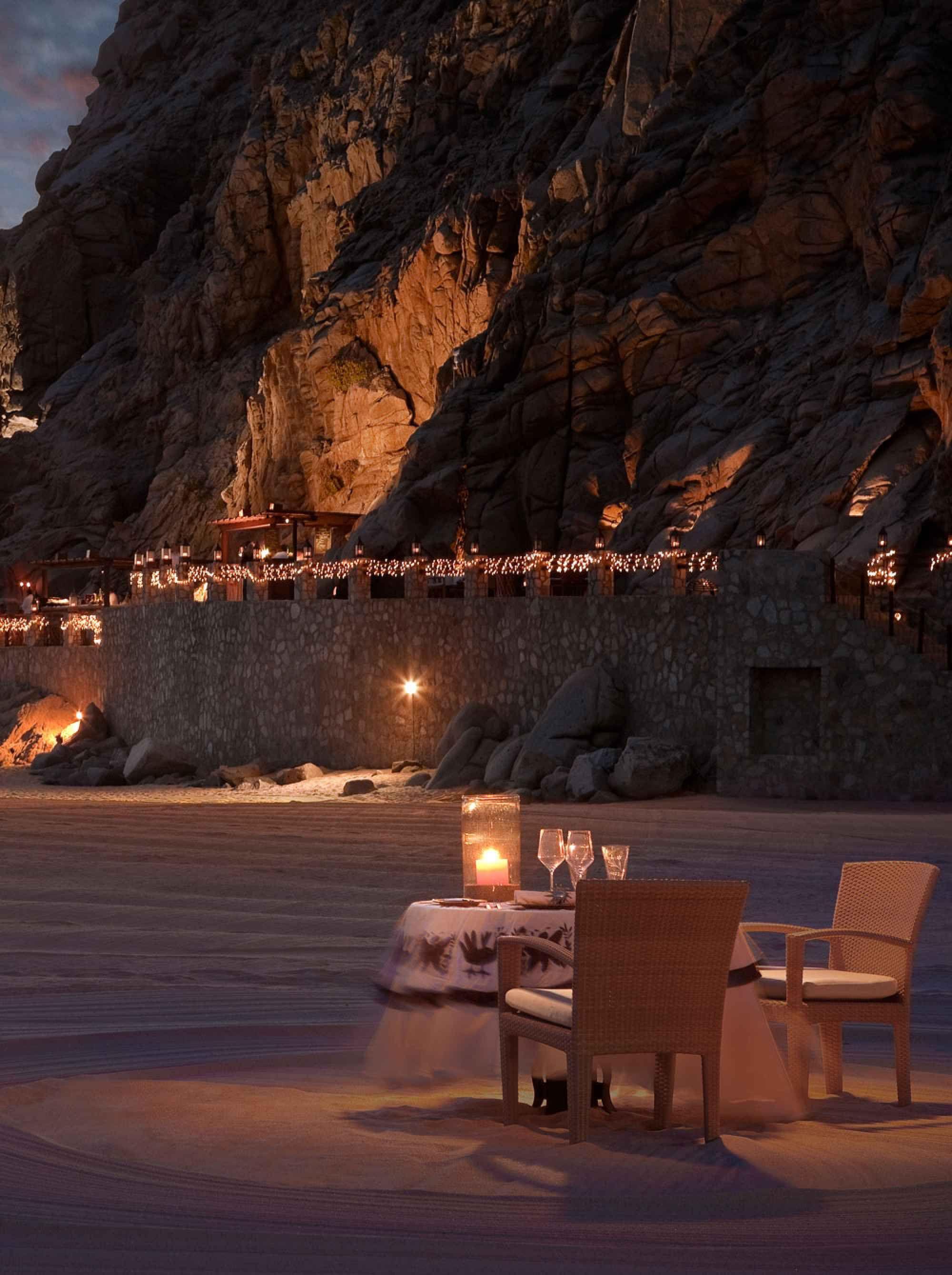 Best Honeymoon Destination: Capella Pedregal, Mexico