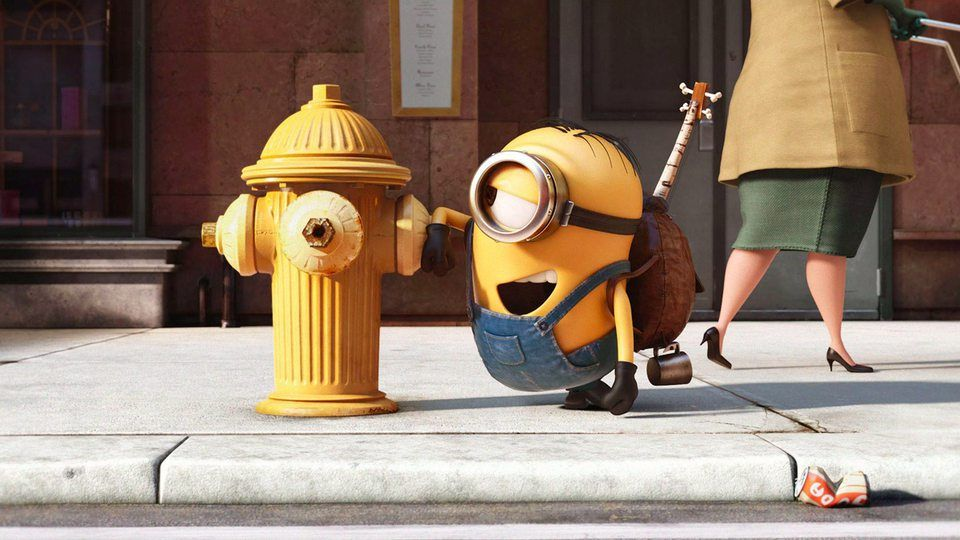 Chicago, see Minions early and for free · Contest · The A.V. Club