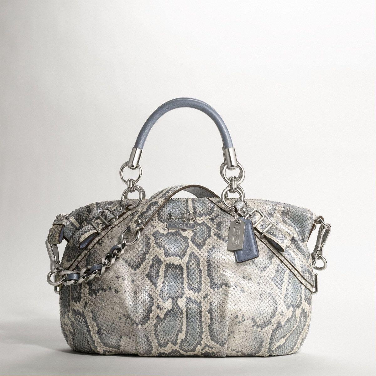 Coach Bags Handbags All Things Fabulous Hobo Bag Python Purses