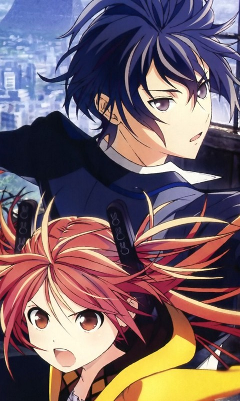 Pin by Zerovid on Black Bullet Black bullet, Anime