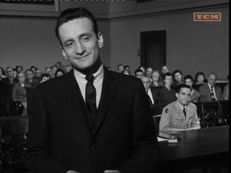 Anatomy of a Murder (1959). | Chase Fortune, Typo Killer | Pinterest ...