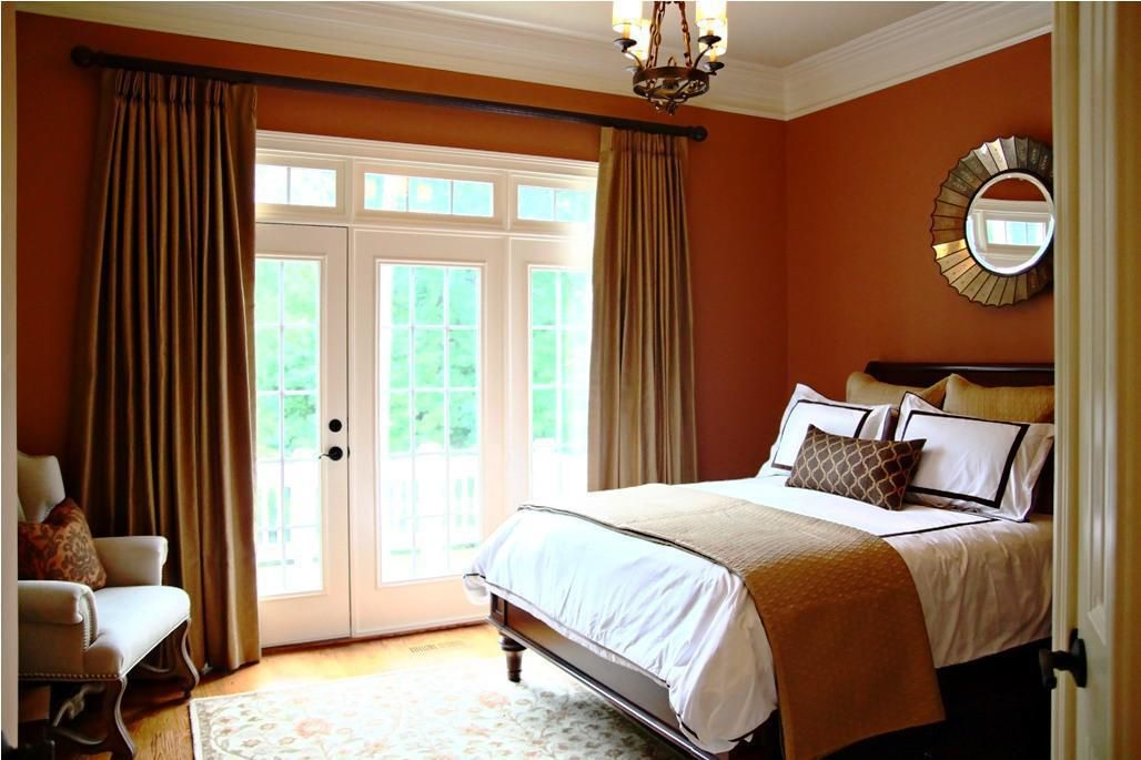 Best Elegant Guest Bedroom Decorating Ideas With Warm Color 400 x 300