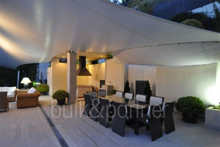 Modern luxury villa with sea views for sale in Altéa - ID 5500374 - Real estate is our passion... www.bulk-partner.com