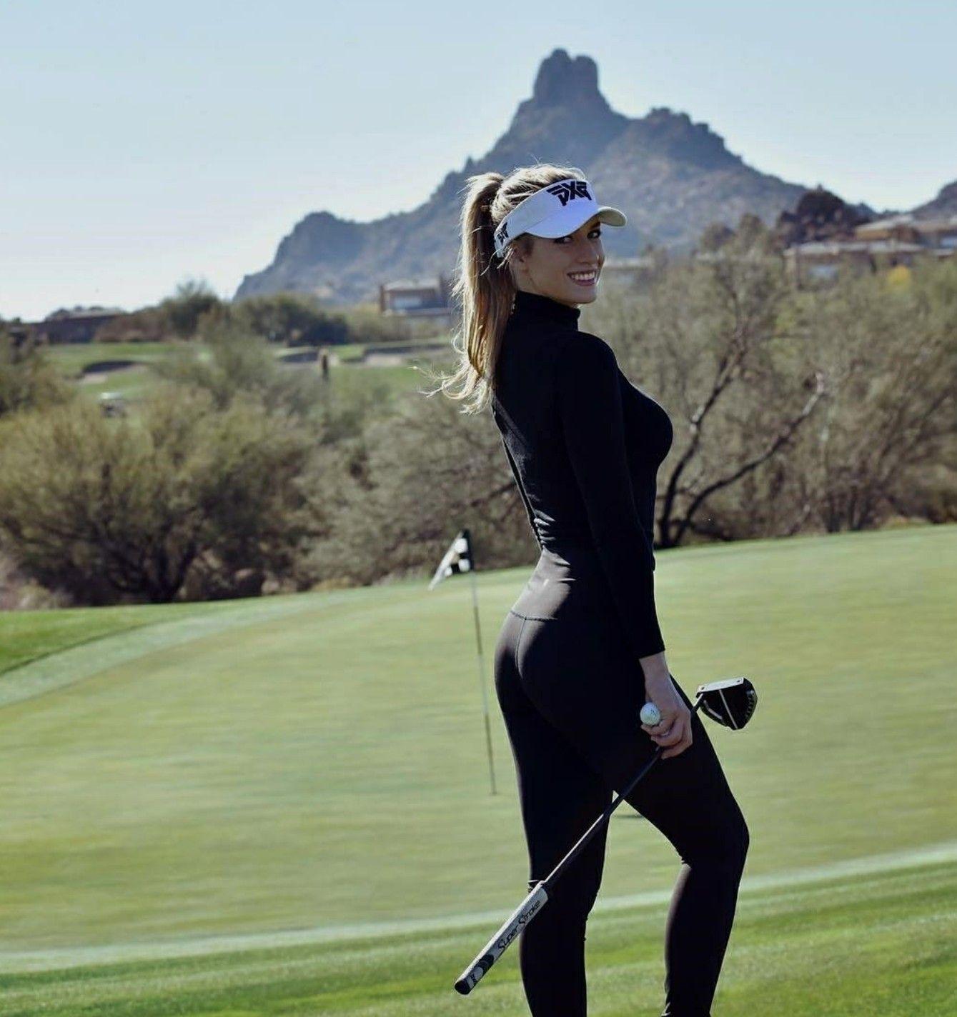 Paige Renee Hole In One, Women Golf, Girls Golf, Ladies Golf, Sports
