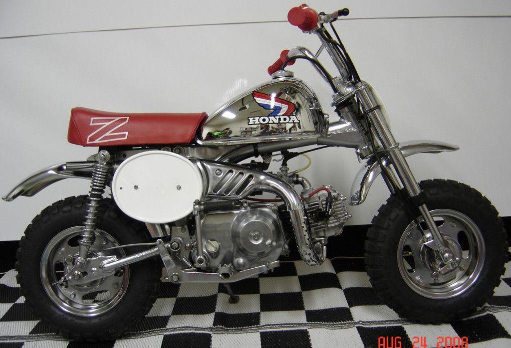 1986 Honda Z50R Mini bike