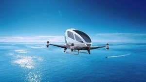 Dubai: decollerà in estate il primo drone che farà da taxi