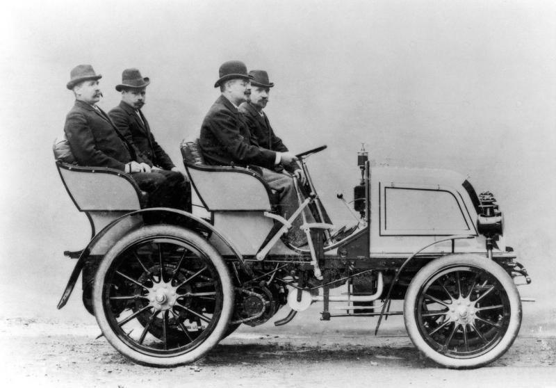 1898 1902 daimler phoenix wagen 800 x 558 100 for Mercedes benz phoenix