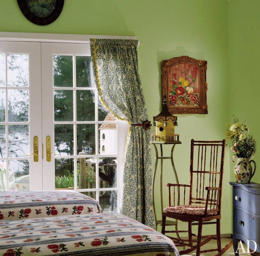 Traditional Bedroom by Libby Cameron in Maine