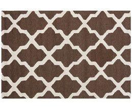 Handgetufteter Woll-Teppich Apsara
