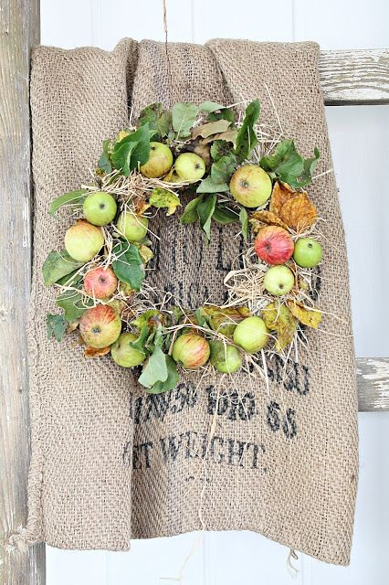 vibeke design the search for the imperfect wreaths and door decor pinterest herbst. Black Bedroom Furniture Sets. Home Design Ideas