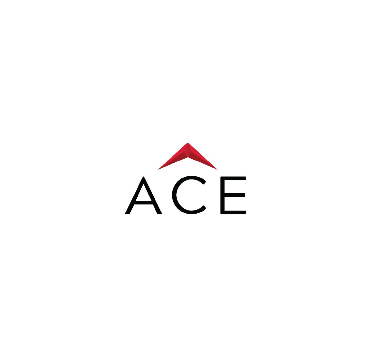 Logo Design For Ace Architecture Logo Logo Design Ace Logo