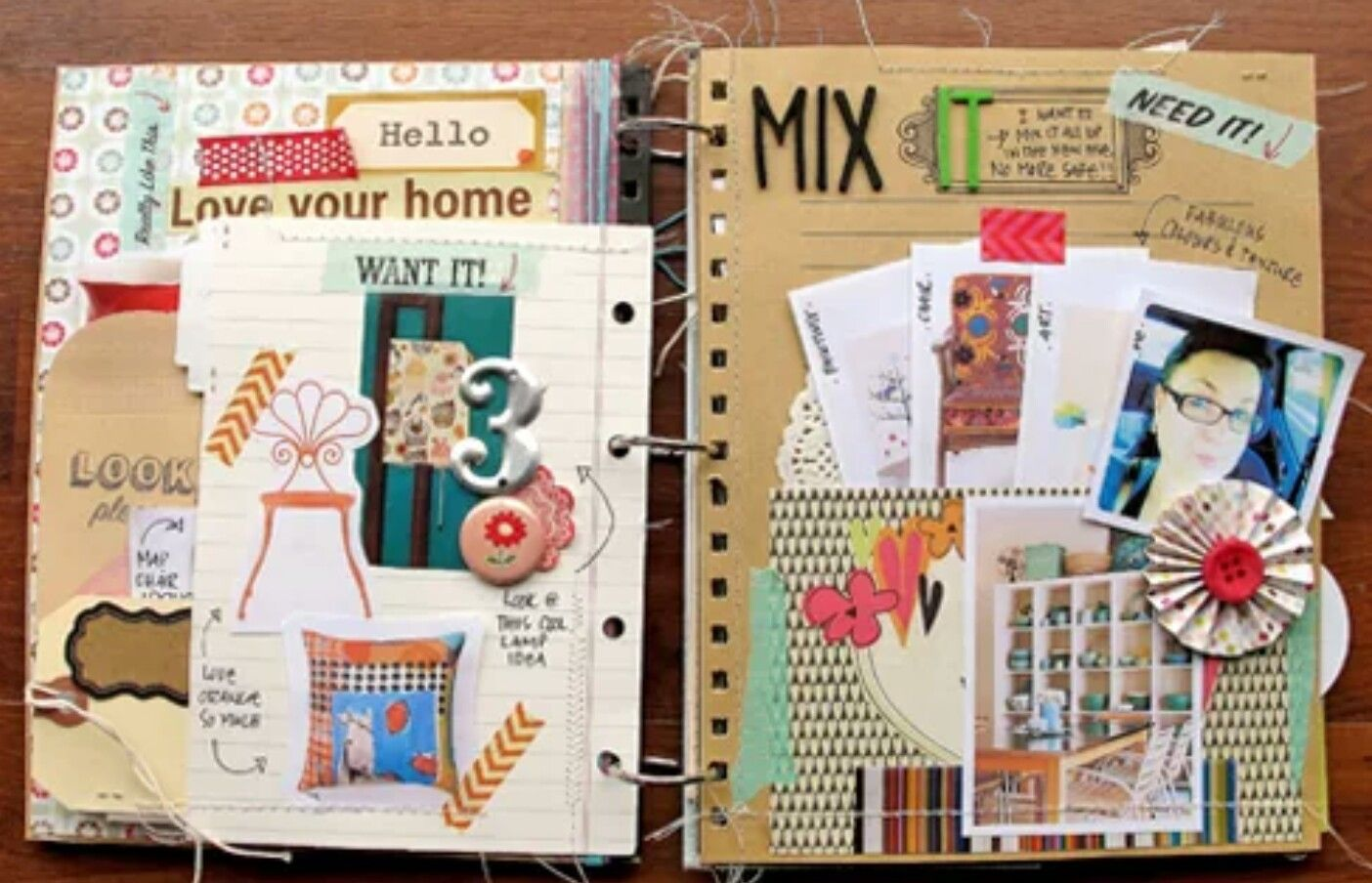 Kim Watson Scrapbook Albums 5 Pinterest Diy Scrapbook Book