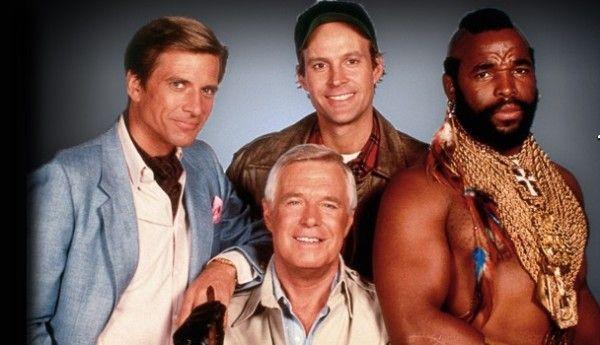 L'8 marzo del 1987 viene trasmessa l'ultima puntata di A-Team