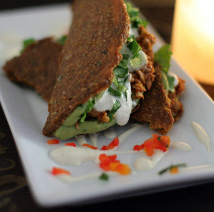 Raw Food Tacos recipe