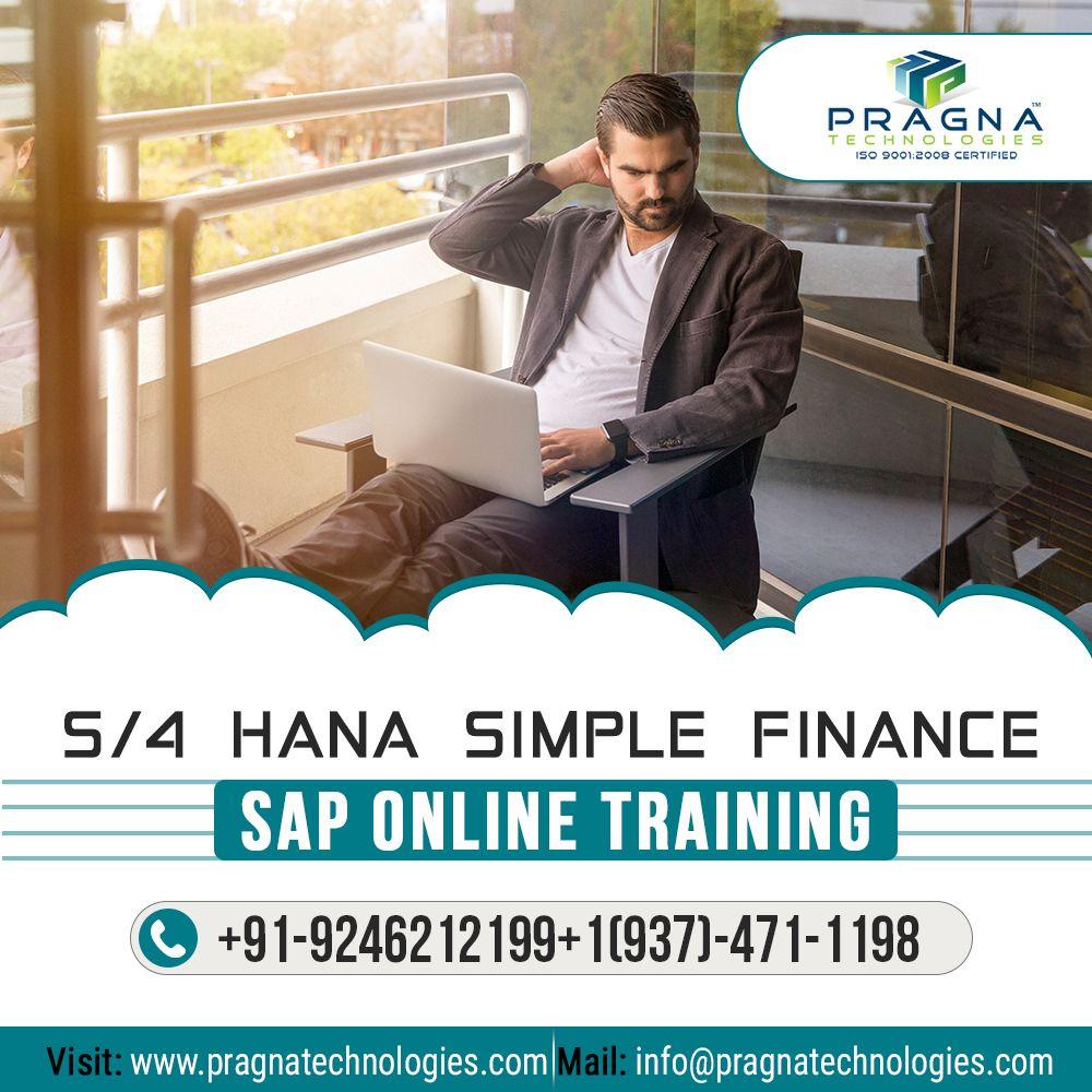 Simple Finance Online Training Online training, Finance