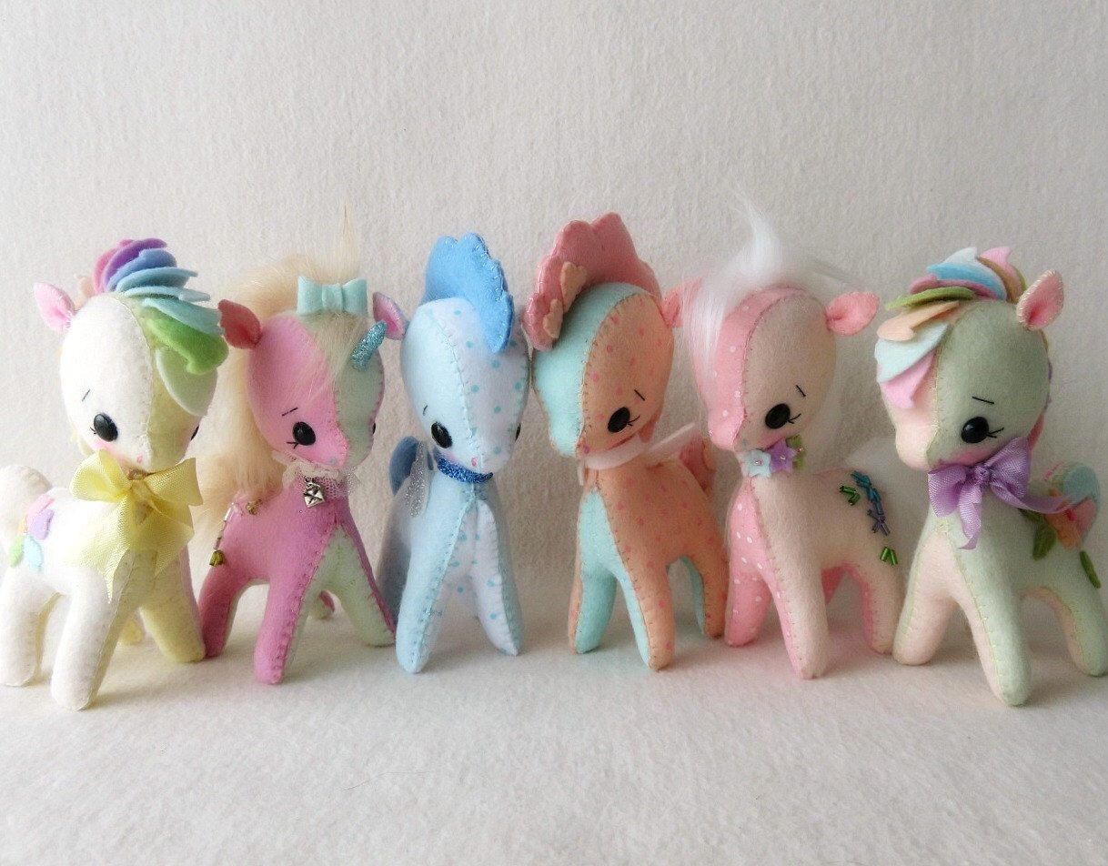 My Sweet Pony Pdf Pattern Pony Pdf And Patterns