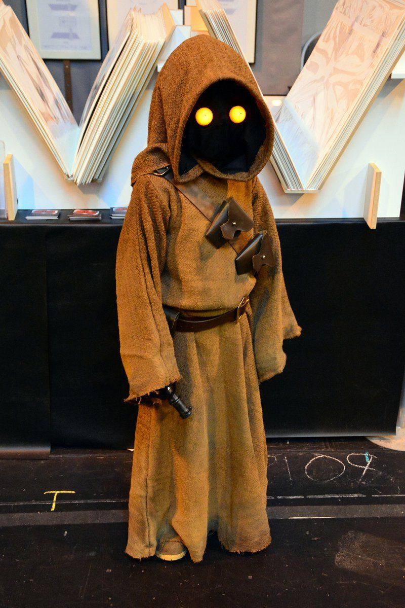 Jawa Halloween Costume
