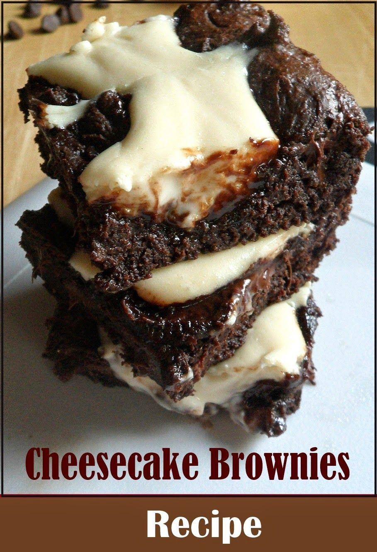 Cheesecake Brownies | Switching To Slimming World