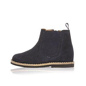 river island boys chelsea boots