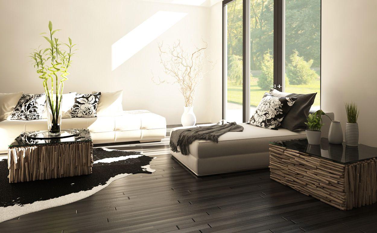 zen interieur | art | Pinterest | Feng shui, Living rooms and Modern