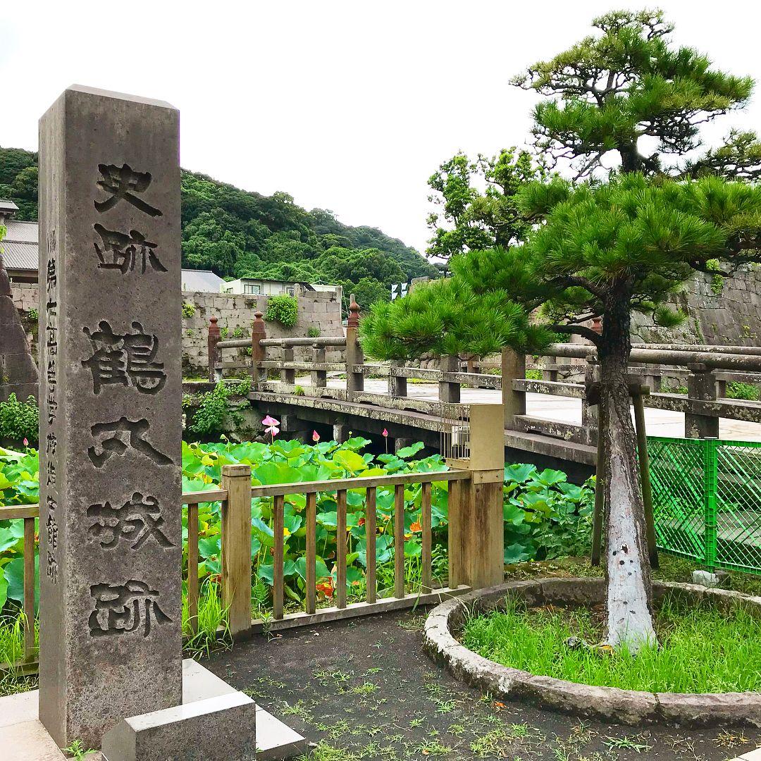 いいね!24件、コメント2件 ― みなみん(@sminamin3733)のInstagramアカウント: 「#鶴丸城#100名城 #鹿児島城 #西郷どん #銃弾跡#100名城スタンプ #japanese castle」